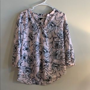 Flower Blouse from Talbots